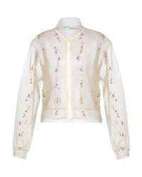 Off-White c/o Virgil Abloh White Sweatshirt