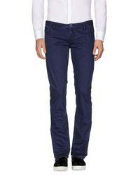 Pantalon Harry & Sons pour homme en coloris Blue