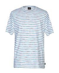 Camiseta PS by Paul Smith de hombre de color White