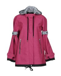Palm Angels - Pink Jacket - Lyst