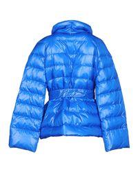 ESCADA Blue Down Jacket