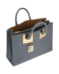 Sophie Hulme Multicolor Handbags