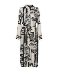 Vestito longuette di Vero Moda in Multicolor