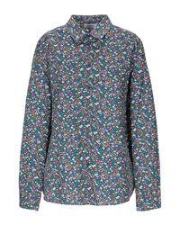 MAX&Co. Blue Shirt