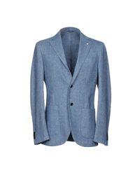 L.b.m. 1911 Blue Blazer for men