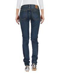 Ralph Lauren Blue Denim Pants