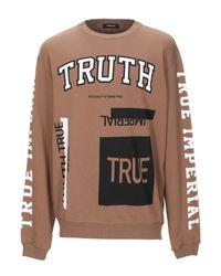 Sweat-shirt Imperial pour homme en coloris Brown