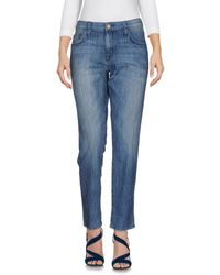 Pantaloni jeans di Current/Elliott in Blue