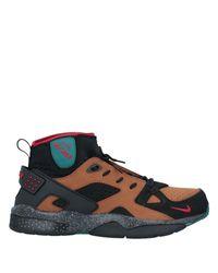 Nike Brown High-tops & Sneakers for men