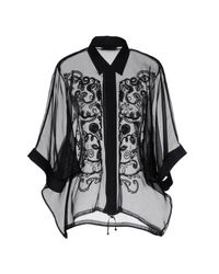 Angelo Marani Black Shirt