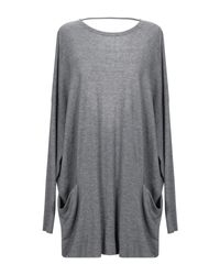 Pullover Jijil en coloris Gray