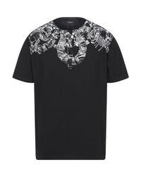 Marcelo Burlon Black T-shirt for men