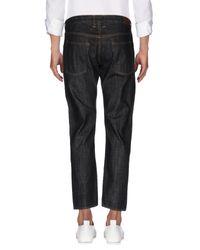 Pantaloni jeans di People in Black da Uomo