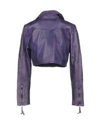P.A.R.O.S.H. Purple Jacket