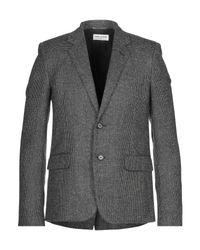 Veste Saint Laurent pour homme en coloris Black