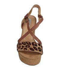 Donna Più Natural Sandals