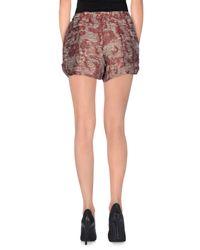 Jijil Multicolor Shorts