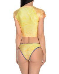 We Are Handsome Yellow Bikini