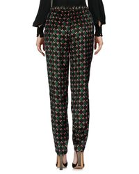 Anonyme Designers - Green Casual Trouser - Lyst