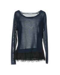 P.A.R.O.S.H. Blue Pullover