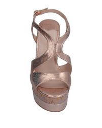 The Seller Brown Sandals