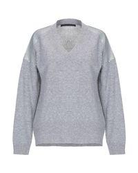 Pullover di Massimo Rebecchi in Gray