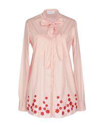 Aglini Pink Shirt