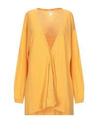 Cardigan INTROPIA en coloris Yellow