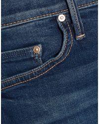 Mother - Blue Denim Pants - Lyst