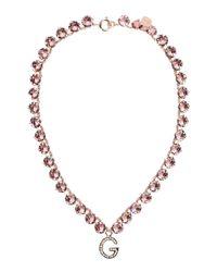 Ca&Lou - Metallic Necklace - Lyst