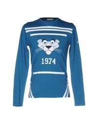 Iceberg Blue T-shirt for men