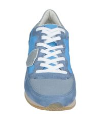 Sneakers & Deportivas Philippe Model de color Blue