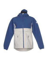 Weekend Offender Blue Jacket for men