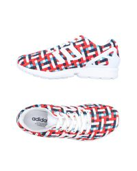 Sneakers & Tennis basses Adidas Originals pour homme en coloris Red