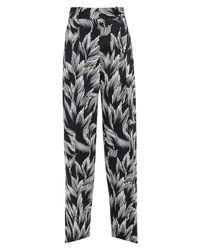 Pantalones Victoria, Victoria Beckham de color Black