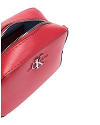 Sacs Bandoulière Calvin Klein en coloris Red