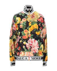 Sweat-shirt Dolce & Gabbana en coloris Black