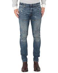 Pantaloni jeans di G-Star RAW in Blue da Uomo