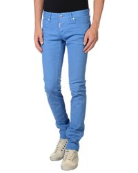 Pantaloni jeans di DSquared² in Blue da Uomo