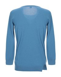Pullover di Massimo Alba in Blue da Uomo