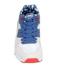 Diadora Gray Low-tops & Sneakers for men