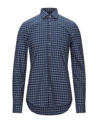 Camicia di Calvin Klein in Blue da Uomo
