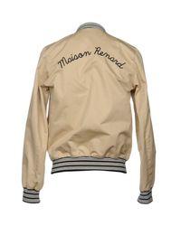 Maison Kitsuné Natural Jacket for men