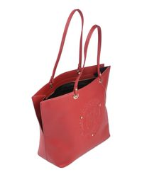 Versace Jeans Red Handbag
