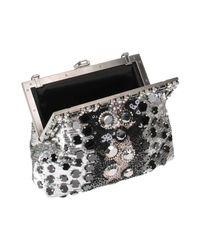 Dolce & Gabbana Metallic Handbag