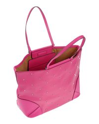 MCM Pink Handbag