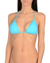 Sujetador bikini Fisico de color Blue