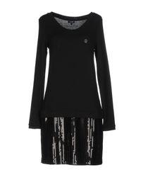 Vestito corto di Armani Jeans in Black