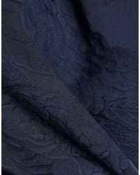 Jil Sander Blue Long Dress