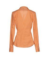 Caliban Orange Shirt